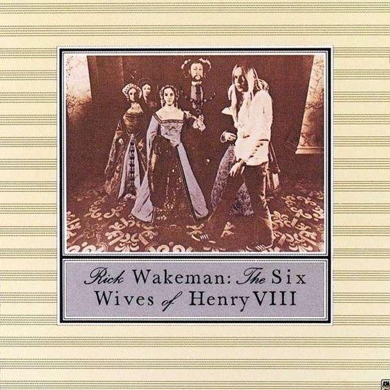 Rick Wakeman: The Six Wives Of Henry VIII (CD) – jpc