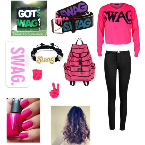 Swag Outfits In buttress of Teenage Girls Polyvore \u2013 Dainty Modern Clothes