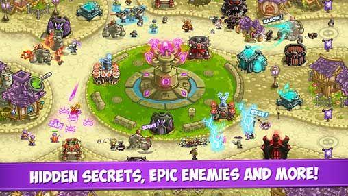 Kingdom Rush Vengeance Apk Game App Games Game Download Free