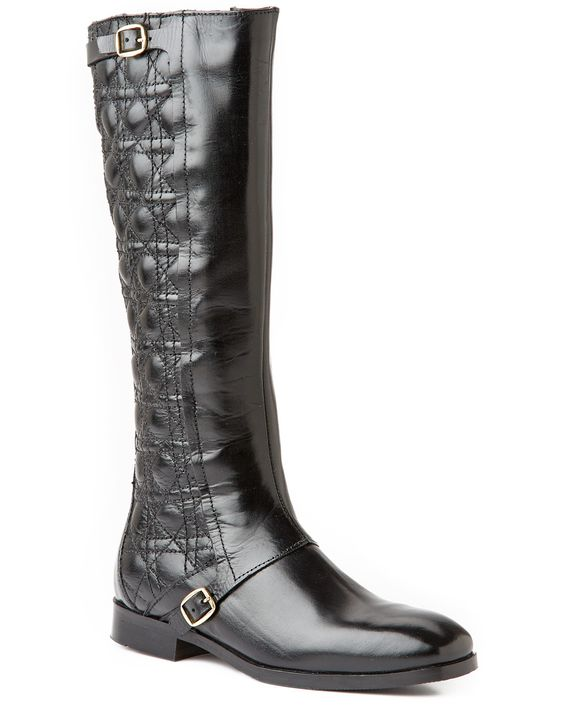 """Spotted this Catherine Catherine Malandrino """"Ava"""" Leather Tall Boot on Rue La La. Shop (quickly!)."""