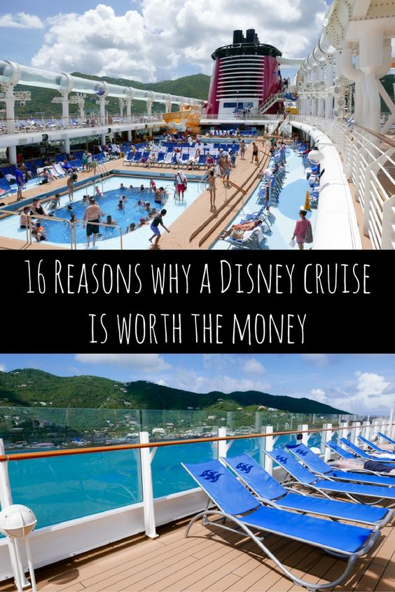 16 Reasons why a Disney cruise is worth the money via christineknight.me