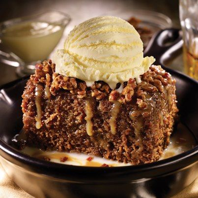 Tennessee Whiskey Cake Tgif Recipe