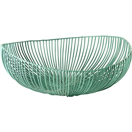 Turquoise Decorative Bowl Serax Ovalel Meo Decorative Dish  Light Blue $74 ❤ Liked On