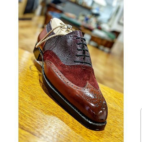 Beautiful shoe and shot by @ascotshoes #mensshoes #menswear