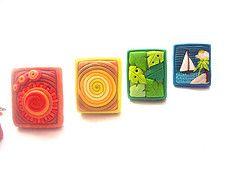 "Anillos Detalle (""creativARTE: Detalles en plastilina"") Tags: handmade fimo clay detalles polymer plastilina creativarte"