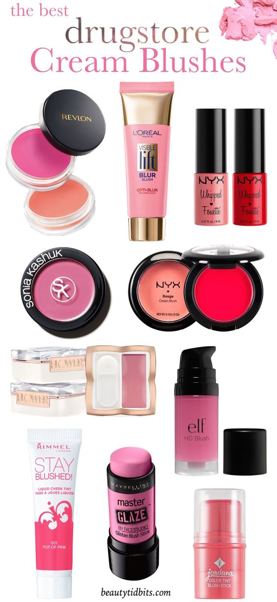 My top cream blush picks for rosy cheeks, from Revlon to Rimmel, that give you the best bang for your buck!