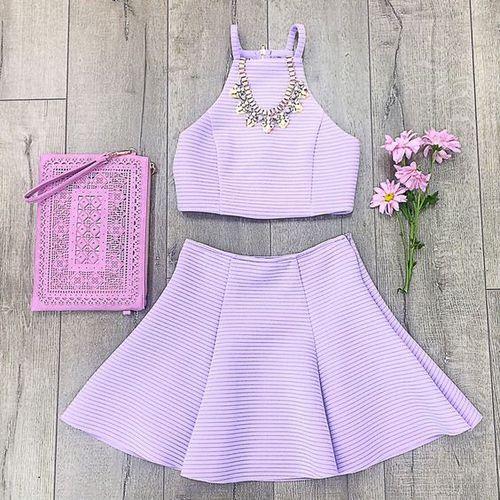 Imagem de outfit and purple