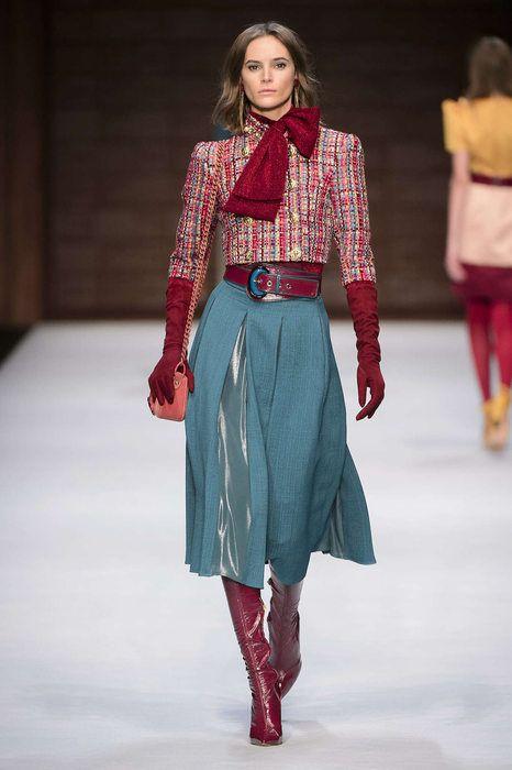 Elisabetta Franchi, AutunnoInverno 2018, Milano, Womenswear