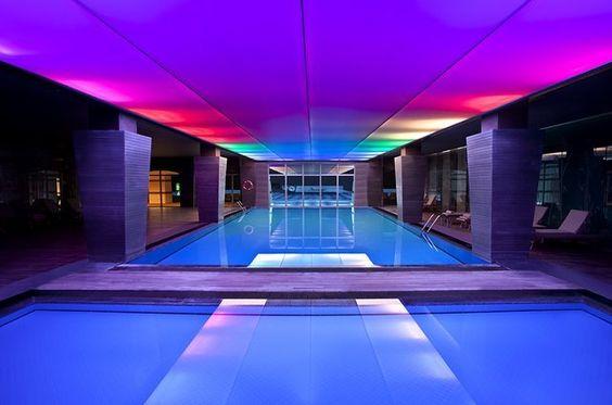Fancy - Indoor Pool