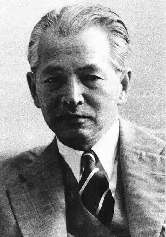shirasu jiro biography of michael