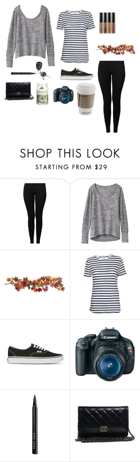 """Fall"" by glew08 ❤ liked on Polyvore featuring NIKE, Athleta, Nearly Natural, FWSS, Vans, Eos, Bobbi Brown Cosmetics and Chanel"