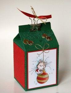 Weihnachts Geschenkverpackung