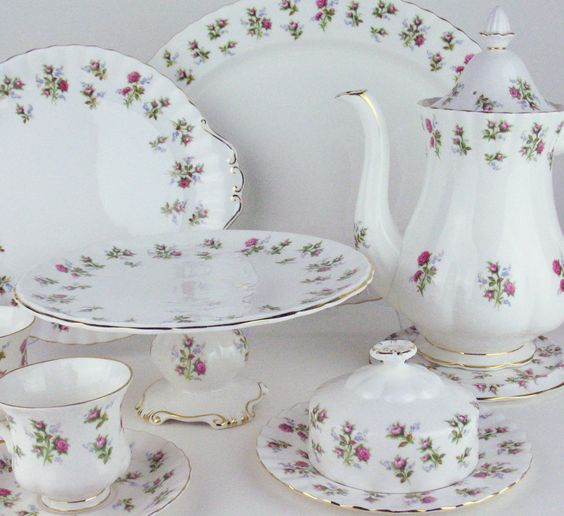 royal albert winsome china