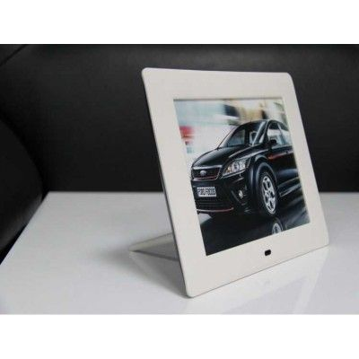 jiademei 8 inch build in lithium battery hd digital photo frame hx 805d