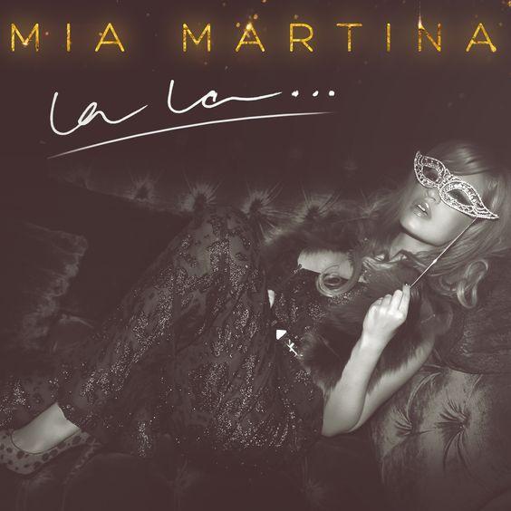 Mia Martina – La La… (single cover art)