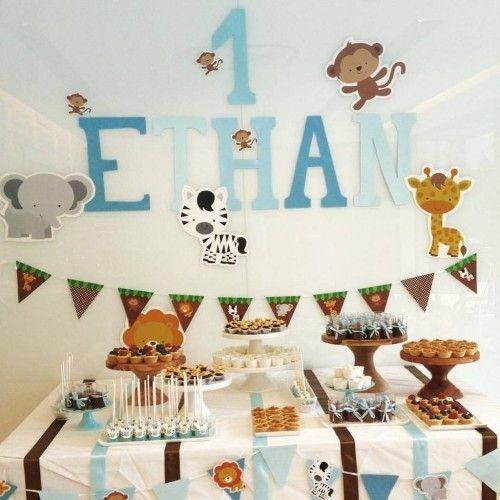 1 Geburtstag Deko Ideen Fur Ein Unvergessliches Fest Geburtstag