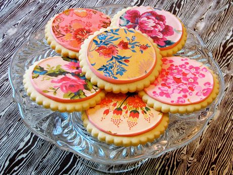Printed Cookies