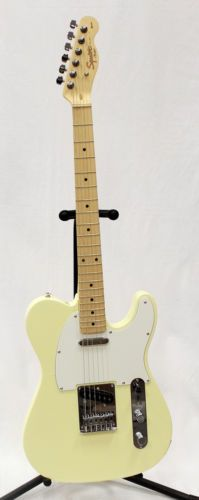 Fender Squier Affinity Telecaster Electric Guitar White