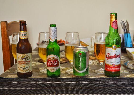 Loucos Por Ales: Lagers são todas iguais? Heineken, Stella Artois e...