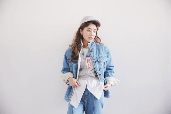 Зимняя джинсовая куртка с подкладкой из шерсти ягненкакупить в магазине CranberryнаAliExpress