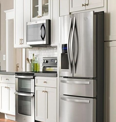Guide To Choosing The Best Size Refrigerator According To Your Needs Refrigerator Kitchen Storage Large Appliances