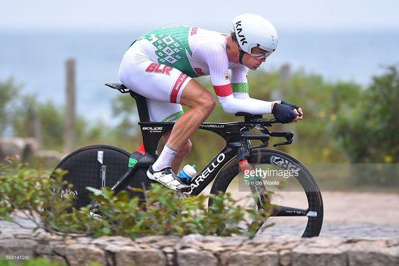 31st Rio 2016 Olympics / Men's Individual Time Trial Vasil KIRYIENKA (BLR)/ Pontal - Pontal Time Trial ITT / Summer Olympic Games / (c)Tim De Waele