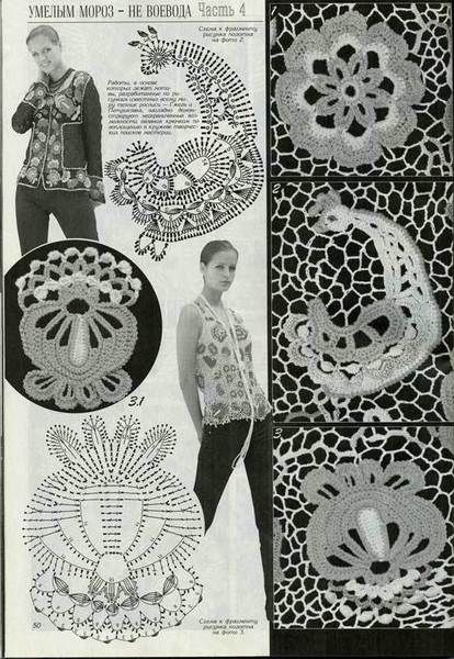 Häkelanleitungen - Duplet No 107 Russian crochet patterns magazine - ein Designerstück von Duplet bei DaWanda