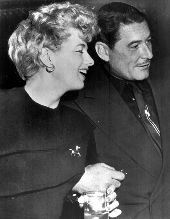 errol flynn photos | Errol Flynn with Shelley Winters Â« The Errol Flynn Blog