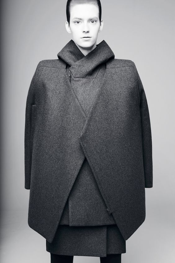 Rad Hourani Ready to wear Unisex Collection #9    Photographed by Rad Hourani