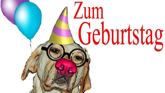 Geburtstagsgrüße lustig mit Geburtstagslied lustig (instrumental)