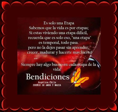 SUEÑOS DE AMOR Y MAGIA: Bendiciones