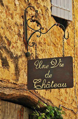Une Vie de Chateau: