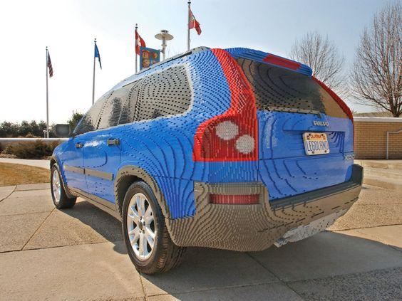 A lego car FTW