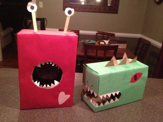 alien valentine box