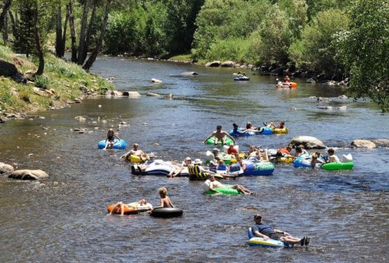 Poudre River-Un-landlock yourself with the 5 best swimming spots around Denver
