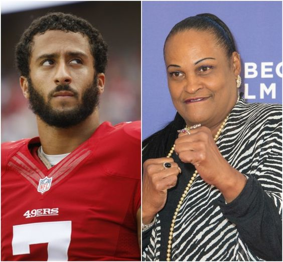 Muhammad Ali's Ex-Wife Doesn't Support Colin Kaepernick's Protest National  Jessica McKinney | September 4, 2016 - 1:17 pm