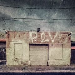 P2V (wizmo) Tags: urban alley iphone downtownlalosangeles