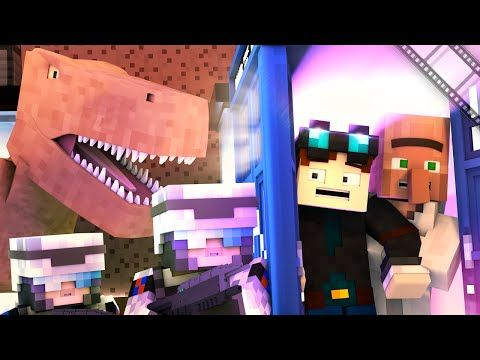 Minecraft | THE DOCTOR'S TIME MACHINE!! | Original Animation - YouTube.. OMG OMG OMG DANTDM MEETS DOCTOR WHO