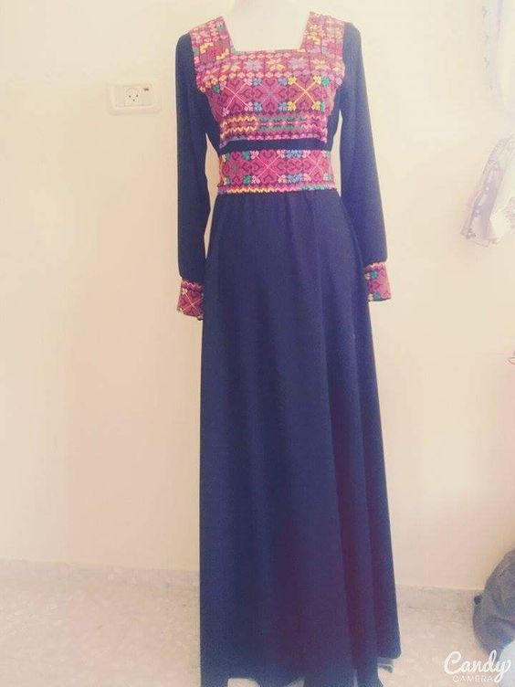 Palestinian Dress Designed by Amani Like on FB : https://www.facebook.com/%D8%A3%D9%85%D8%A7%D9%86%D9%8A-Amani-757150460997432/timeline/