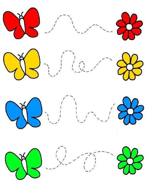 Atividades Coloridas Para Educacao Infantil 30 Modelos Para