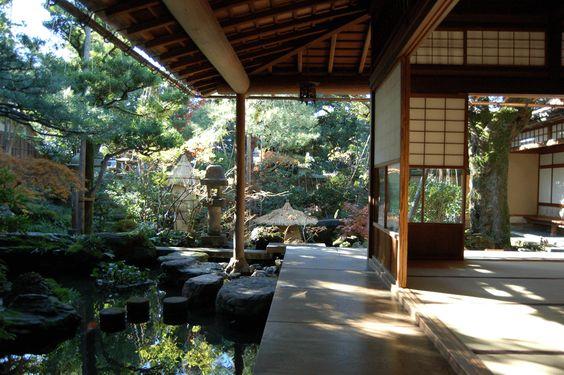 Nomura Samurai House, Kanazawa