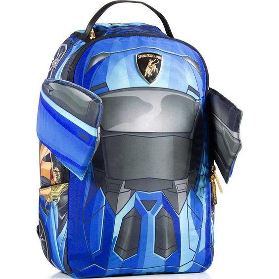 Sprayground Lambo Wings Backpack | Blue
