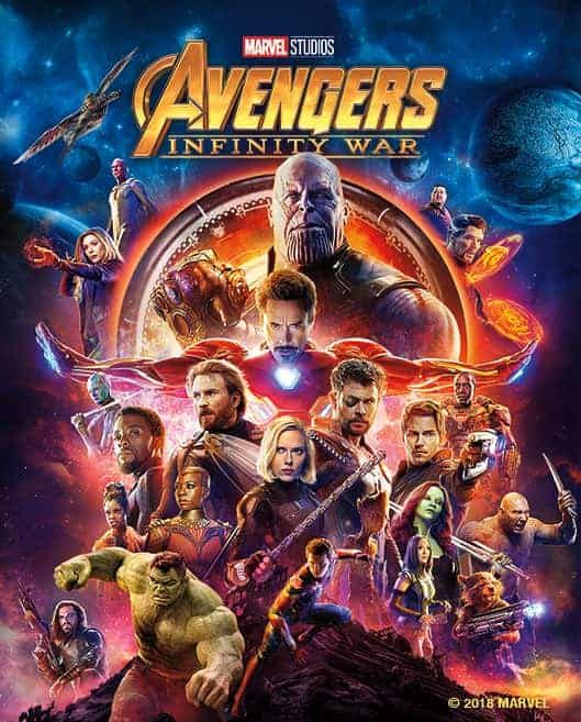 Avengers Infinity War Digital Download Giveaway Avengers