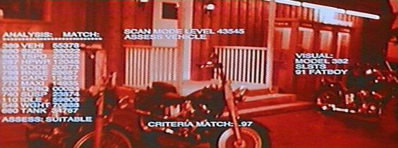 Terminator 1 augmented reality view