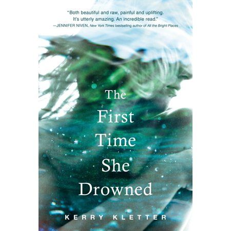 The First Time She Drowned Paperback Walmart Com In 2020 Books Books To Read Good Books