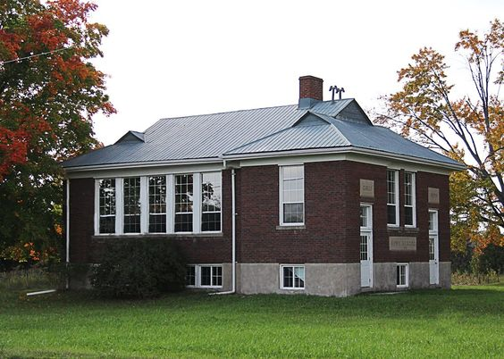 Scugog S.S. No 2 (1927), Scugog Island, Ontario