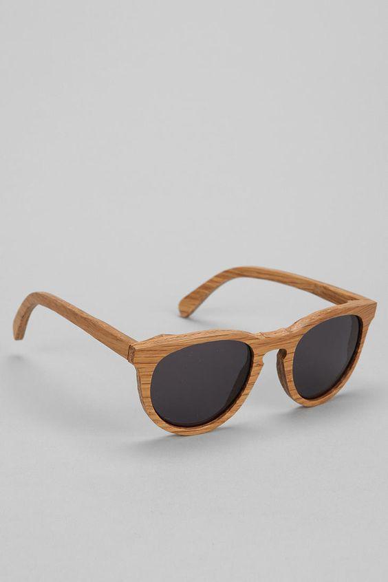 Shwood Belmont Round Sunglasses #urbanoutfitters