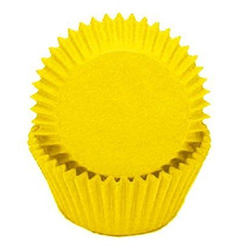 Goldas Kitchen 100 Count Solid Baking Cups, Mini, Yellow >>> Insider's special review that you can't miss. Read more :  : Baking Accessories