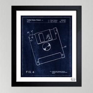 Floppy Disk 1997, $95, now featured on Fab.