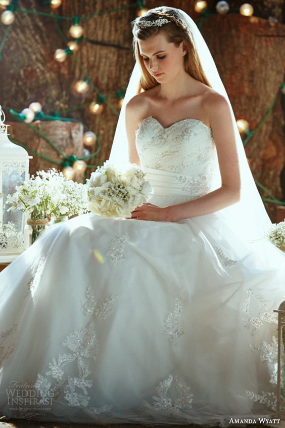 the Most Popular elegant Wedding Dresses